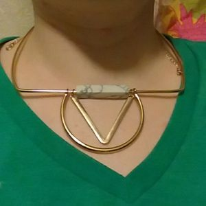 Forever 21 Jewelry - Marble choker